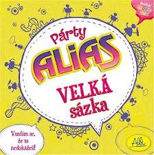 OBRÁZEK : alias_party.jpg